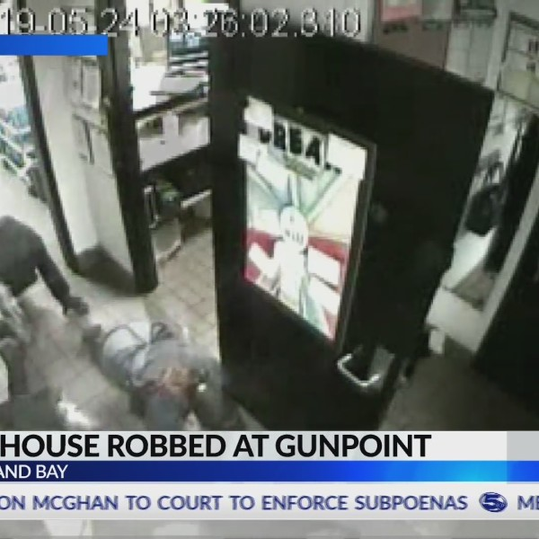 Three recent armed robberies at Waffle Houses across the Gulf Coast