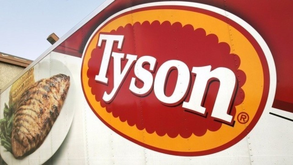 Earns Tyson Foods_1560097043126
