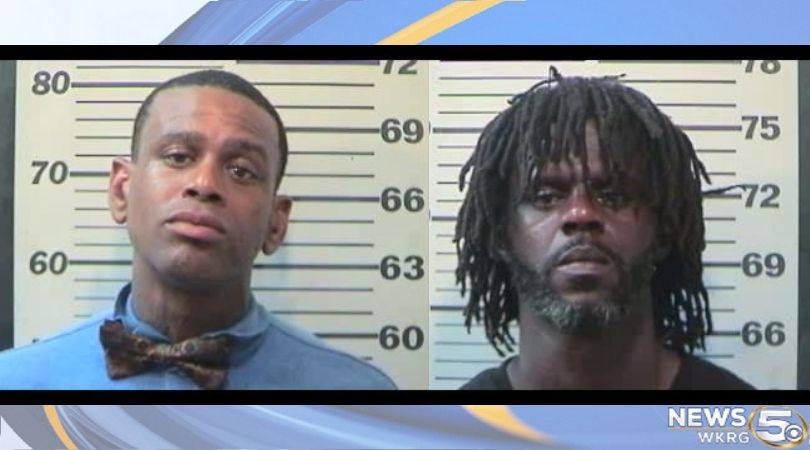 d7580a30 Two men arrested, two on the run after a pursuit in Mobile County – WKRG