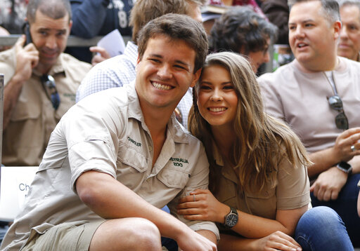 Chandler Powell, Bindi Irwin