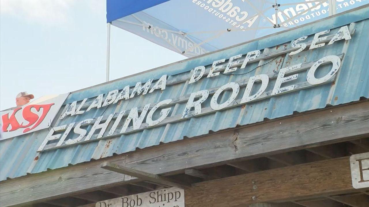 Alabama Deep Sea Fishing Rodeo Kicks Off On Dauphin Island