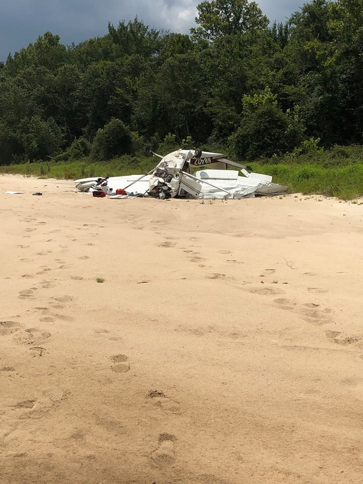 Personal aircraft crashes in Jay, FL