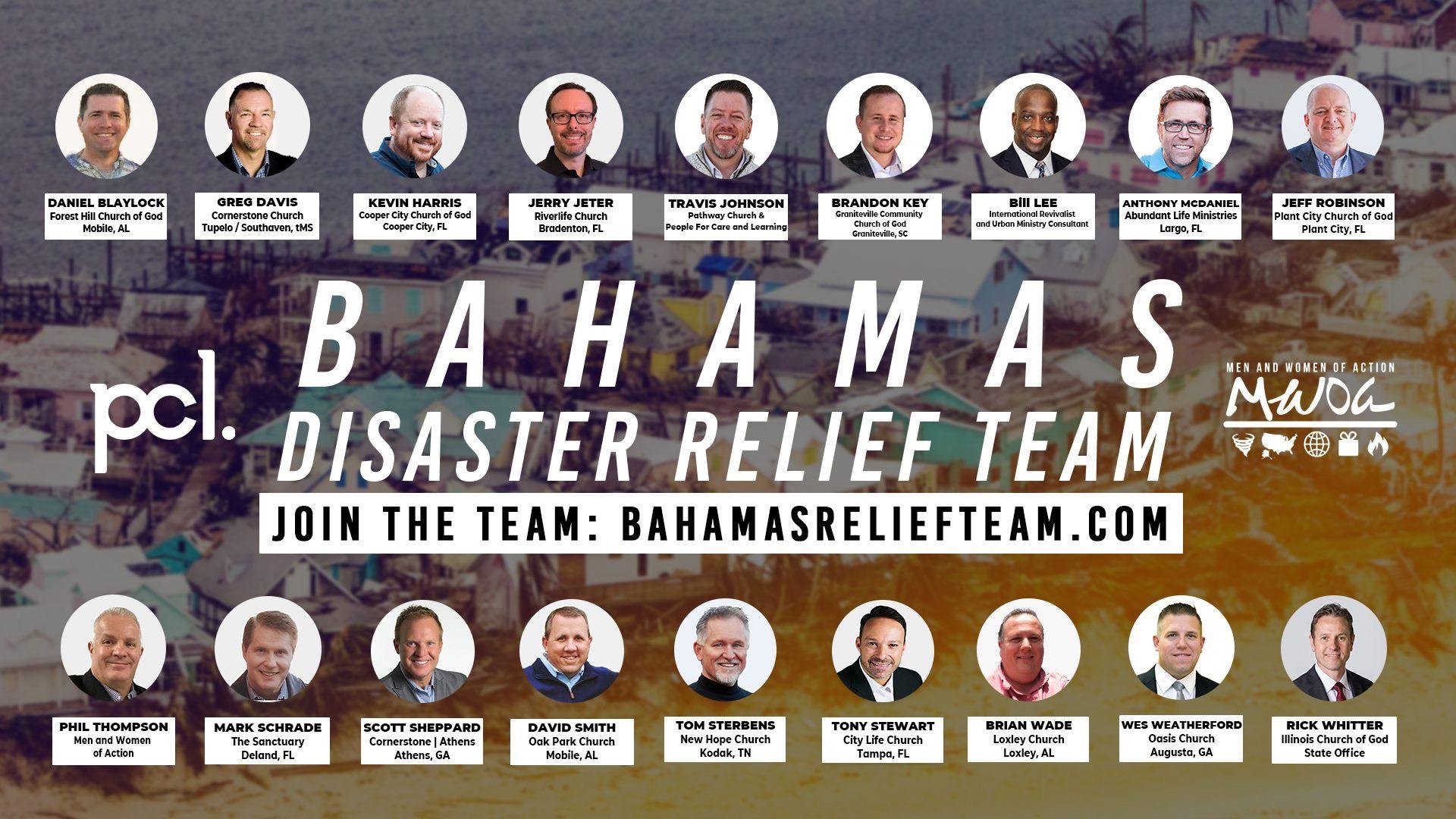 Bahamian School Porn - Faith Time: Bahamas Disaster Relief – WKRG News 5