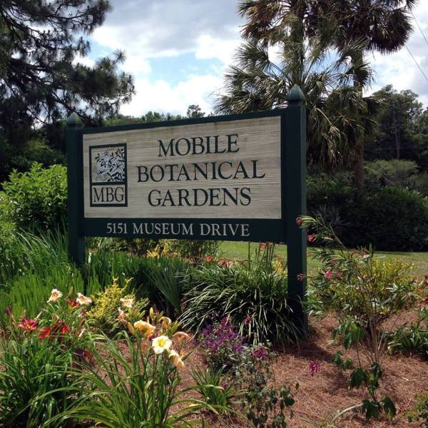 Mobile Botanical Gardens
