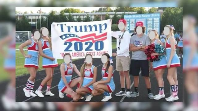 Halloween 2020 Casat High school football game canceled after cheerleaders punished for