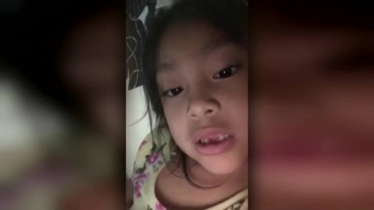 Family Releases Home Videos Of Missing Nj Girl Hoping It