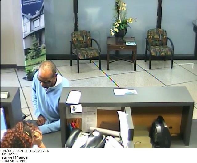 MPD: Help identify suspects in 2 Mobile bank robberies