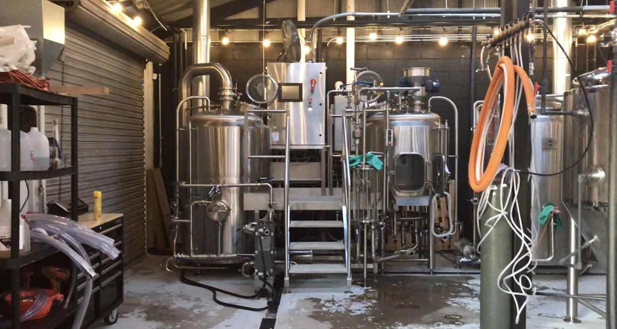 Emerald Republic Brewing Co. now open. Take a look inside.