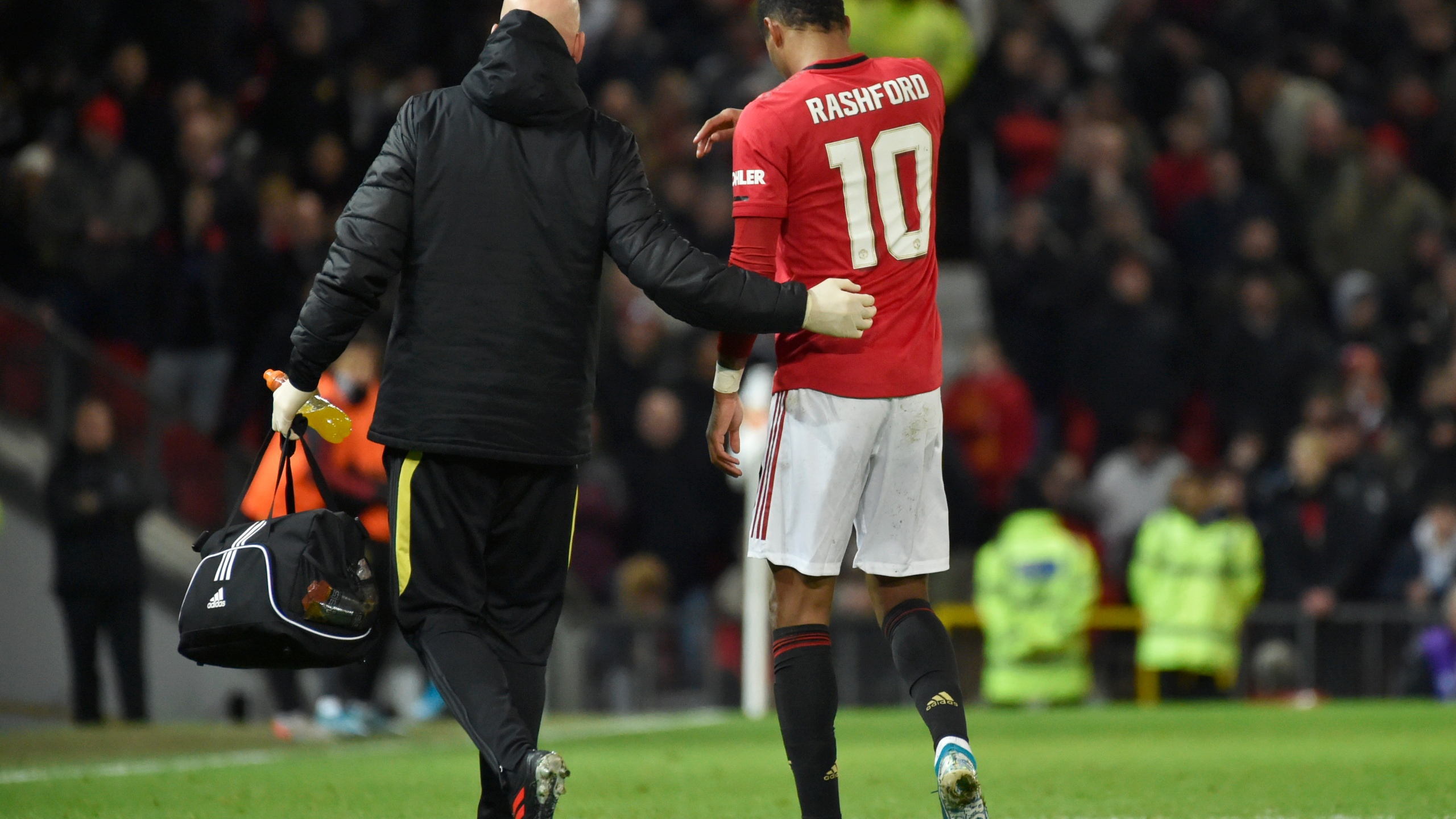 Man United Set To Be Without Marcus Rashford For Weeks Wkrg News 5