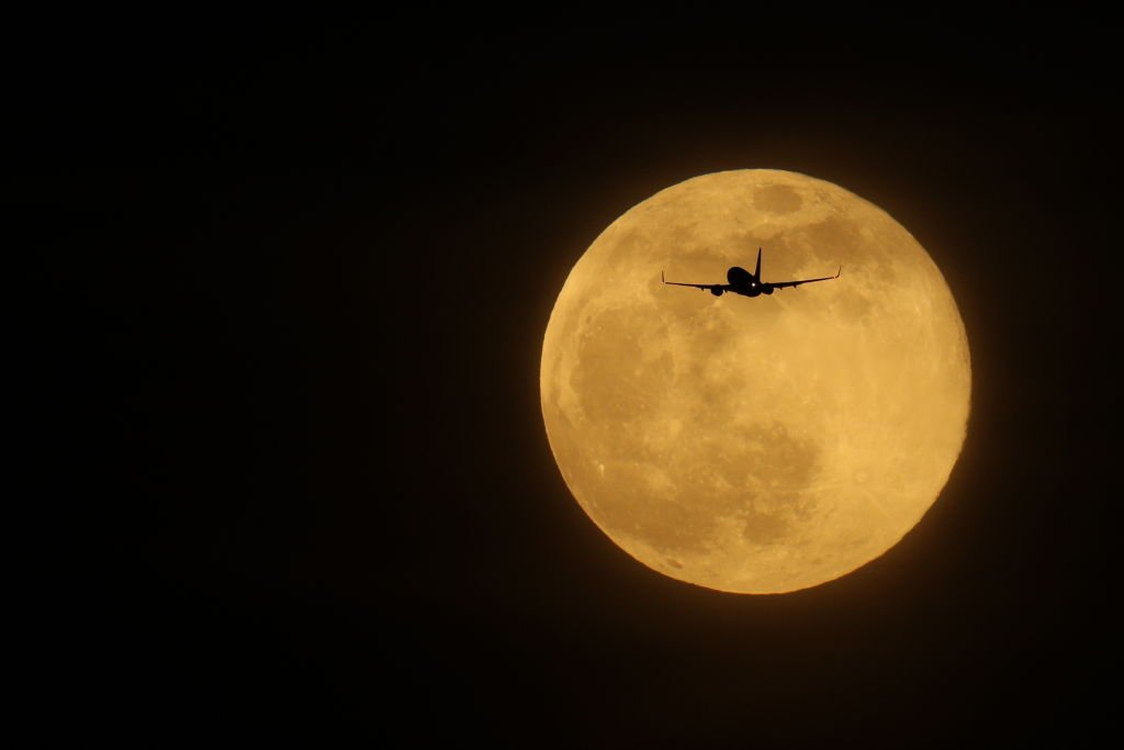 Halloween 2020 Cst Rare Halloween blue moon, two supermoons coming in 2020 – WKRG News 5
