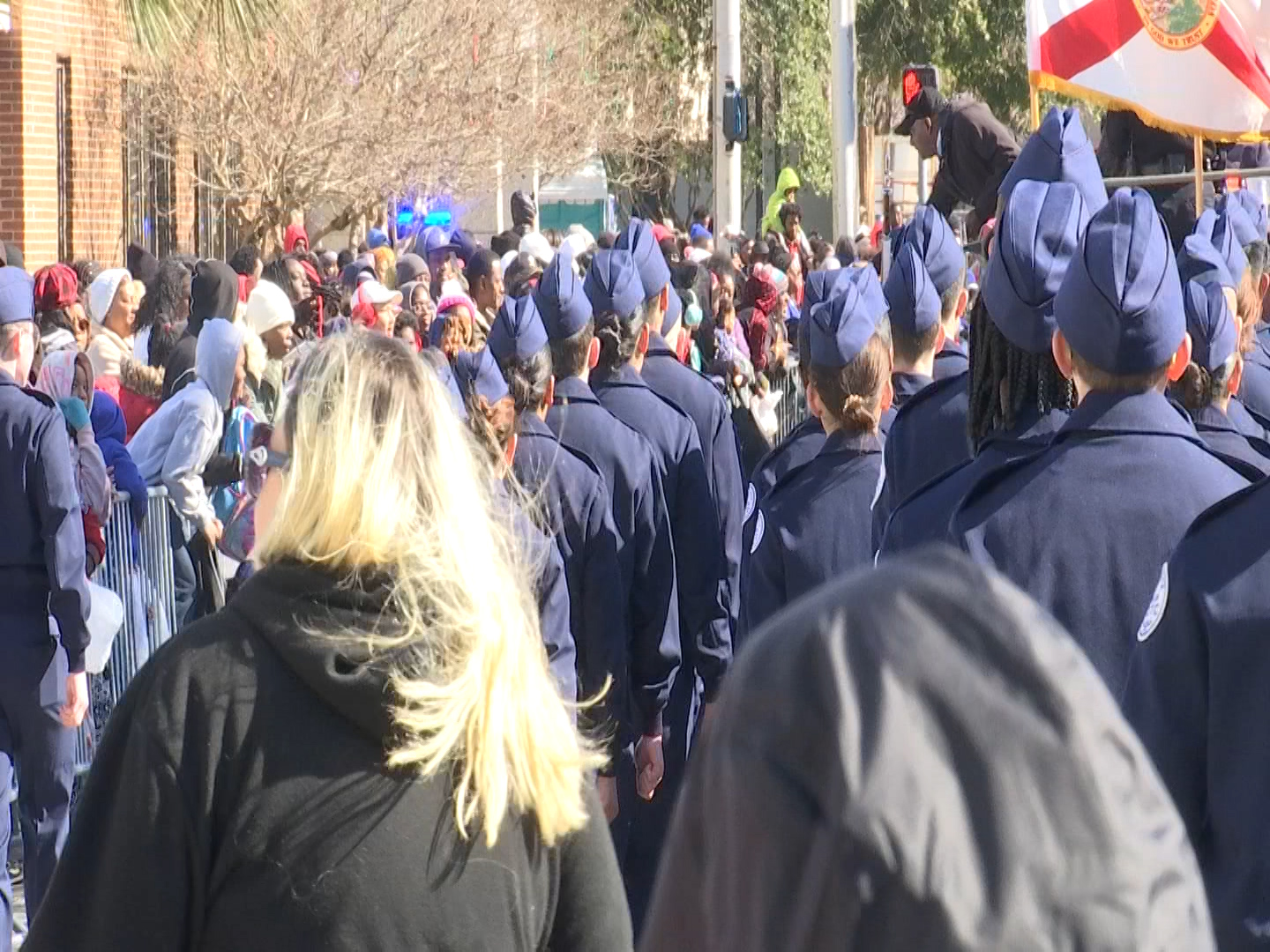 Mchd Ambulance Christmas Parade 2020 Crowds gather in downtown Pensacola for MLK Day Parade – WKRG News 5
