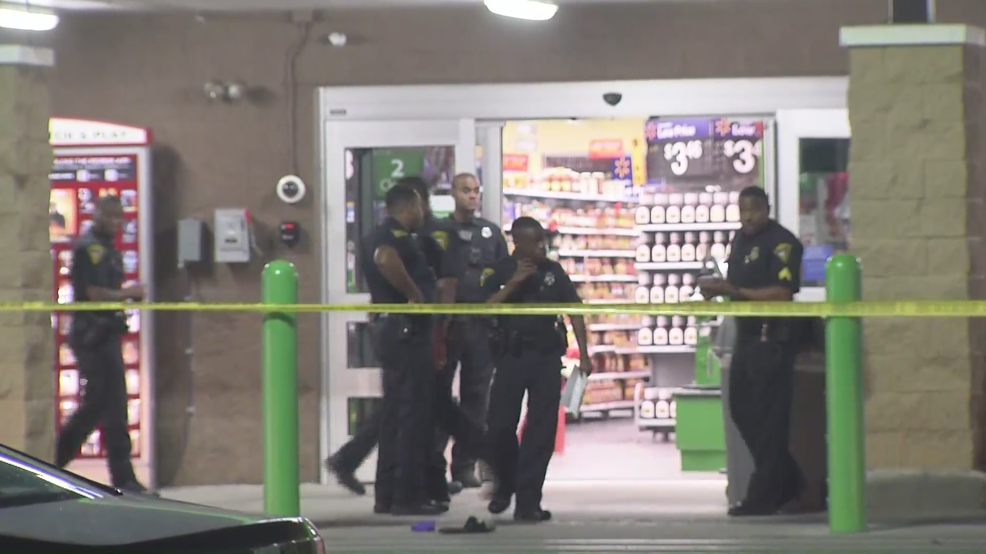 Image result for Two dead after gunfight inside Walmart in Mobile; both identified