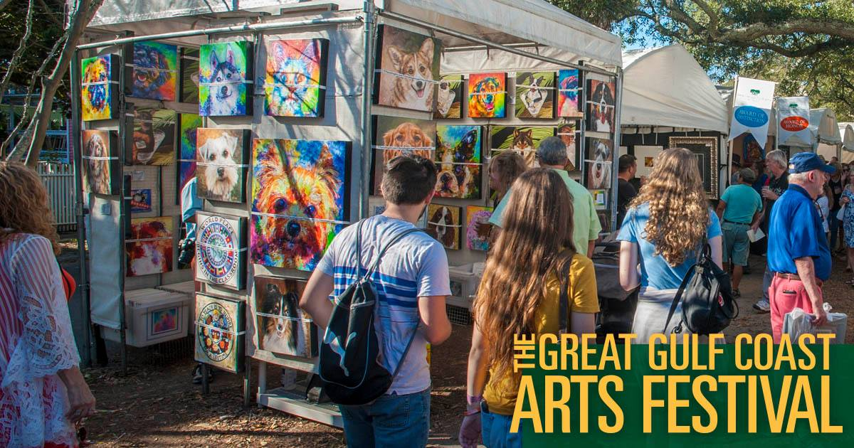 Gulf Coast Halloween 2020 WKRG | 2020 Great Gulfcoast Arts Festival canceled due to COVID 19