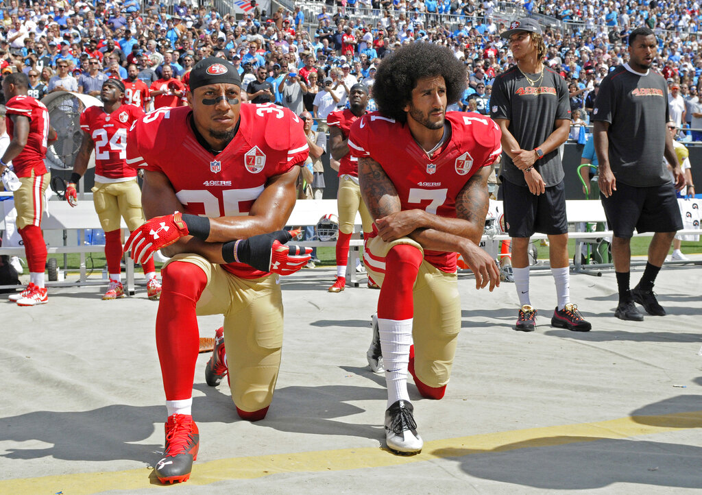 Wkrg Will The Chiefs And Texans Kneel To Kick Off The Nfl Season