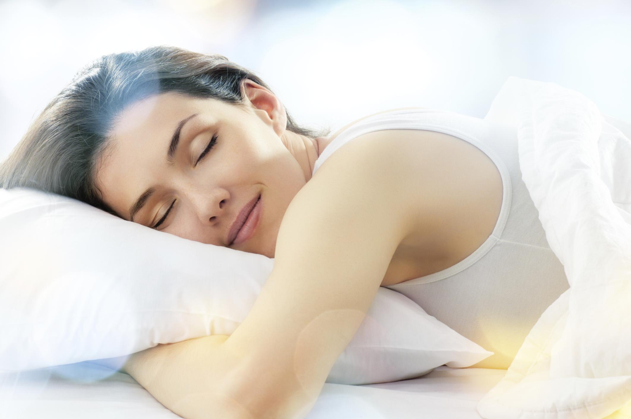 Sleep get enough