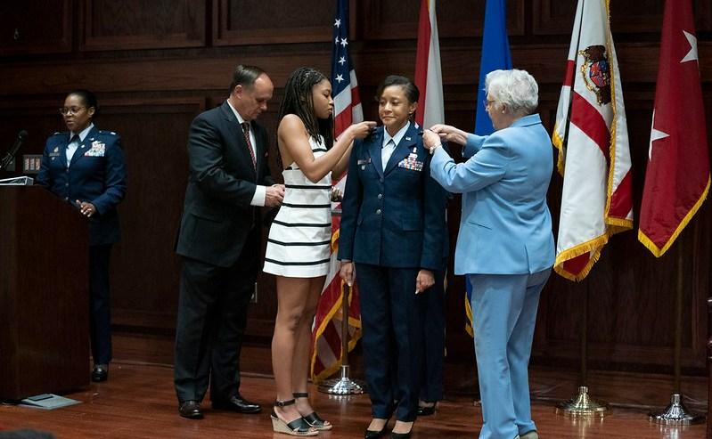 Tara McKennie Becomes First Female General in Alabama Air National Guard
