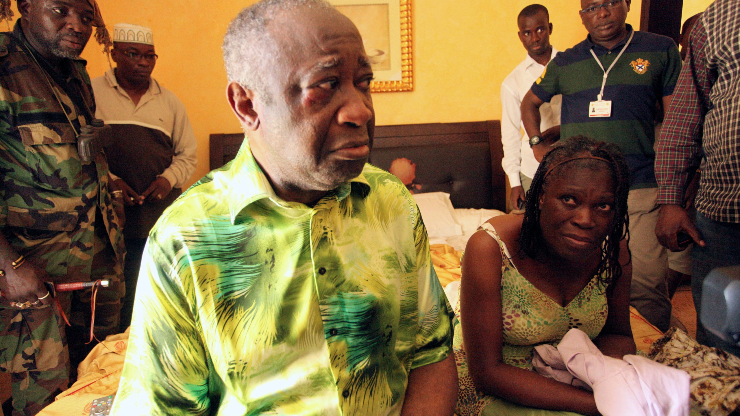 Laurent Gbagbo, Simone Gbagbo
