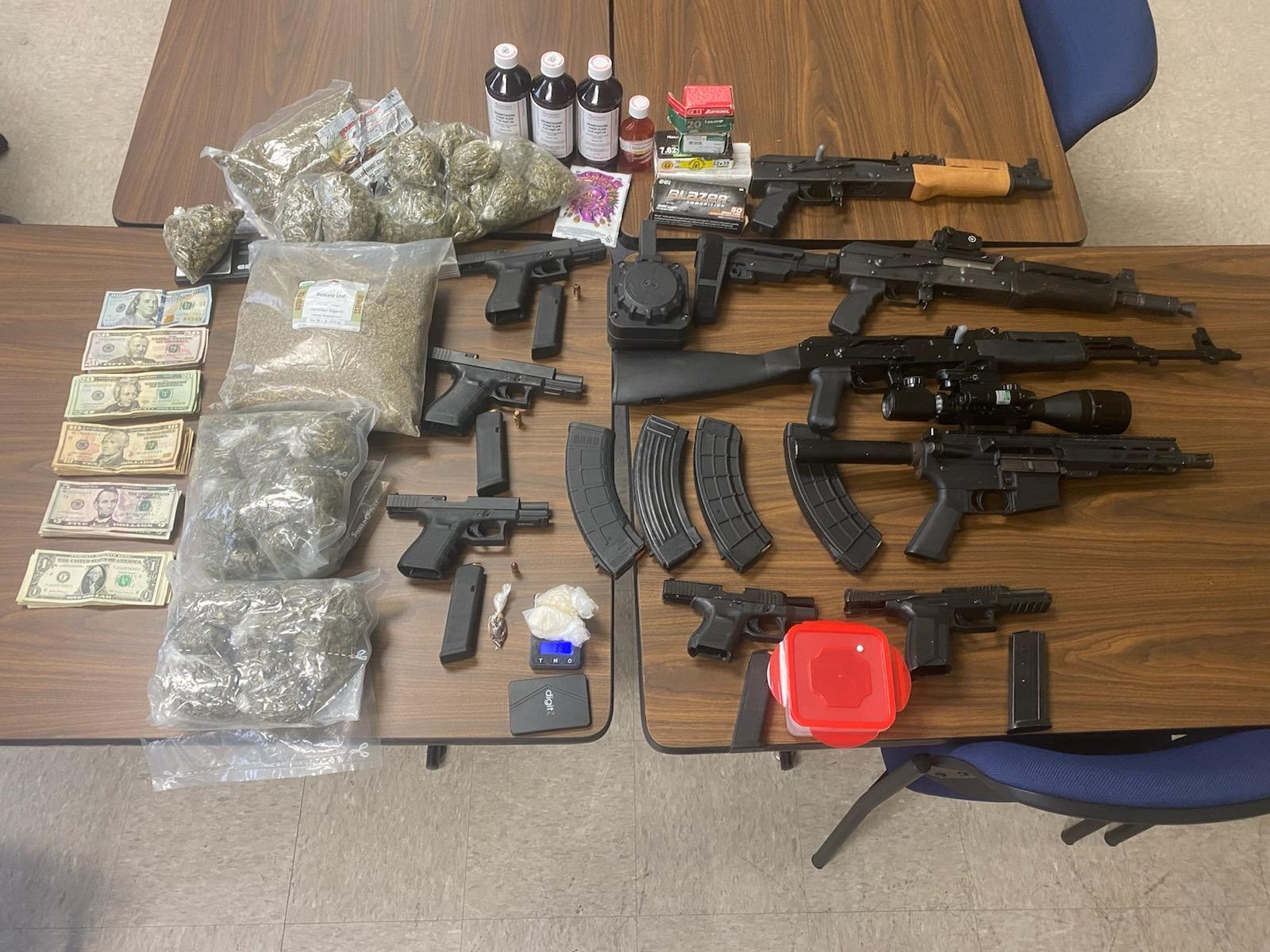 Prichard Alabama drug arrest