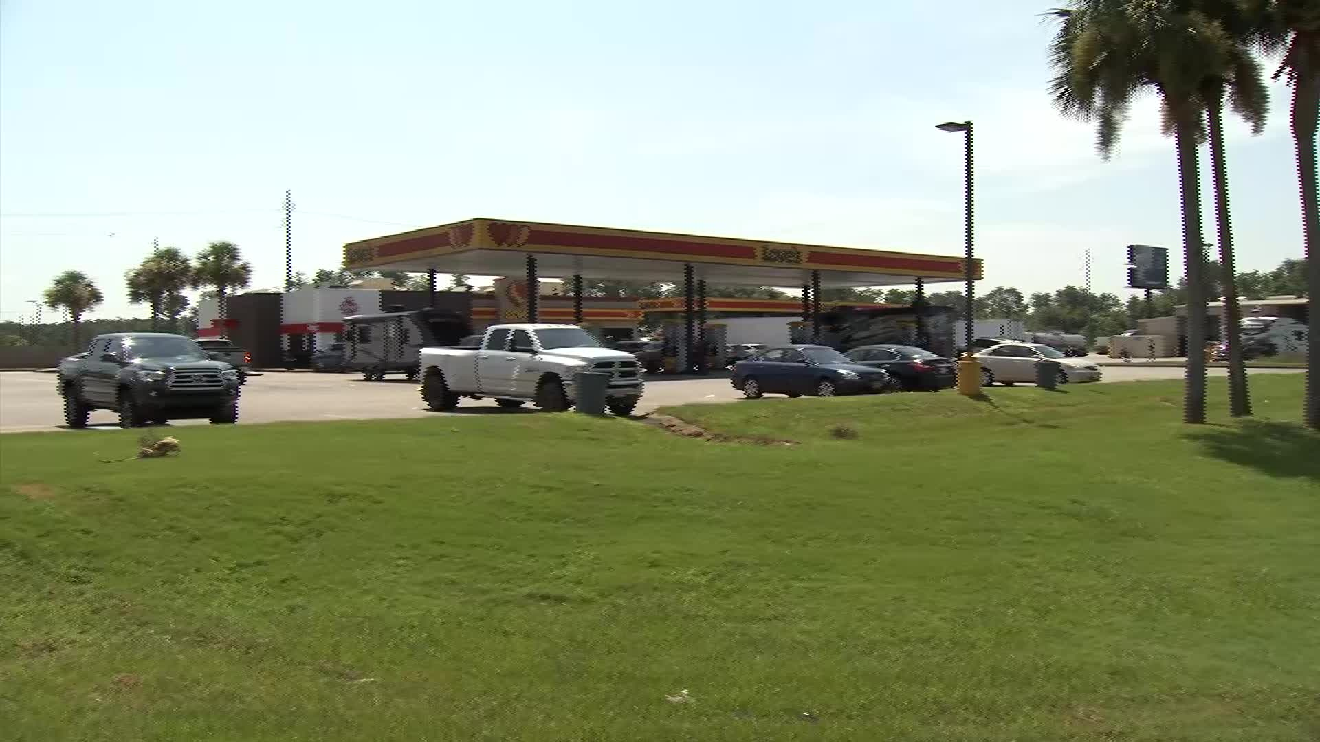 Toddlers naked, covered in feces found at Loxley truck stop