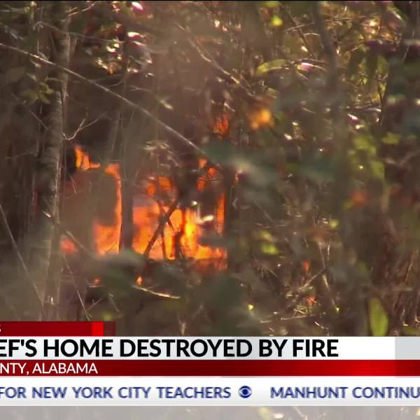 Styx Rive Fire Chief house fire