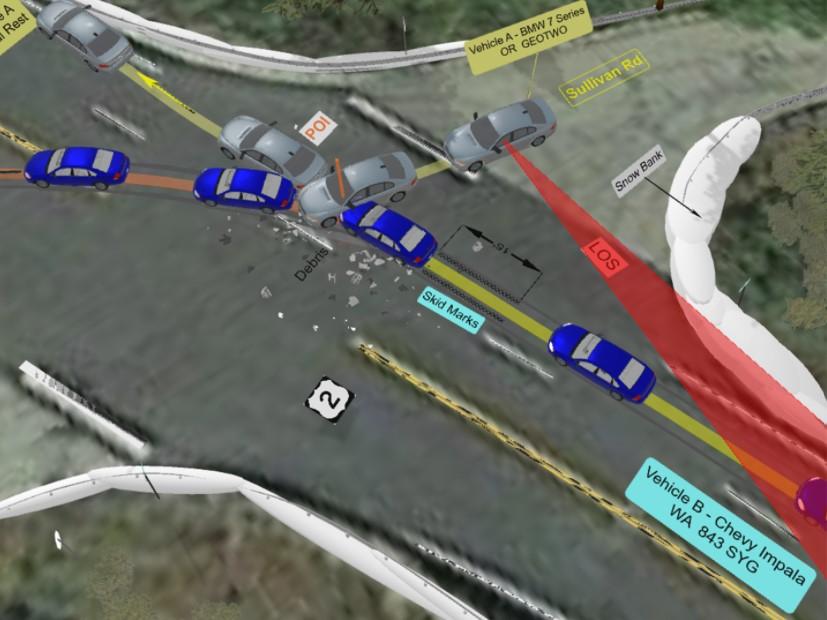 New technology recreates crash scenes for Alabama investigators