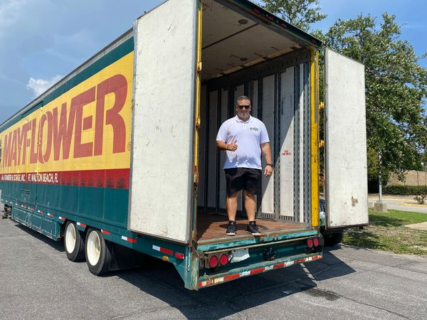 Fort Walton Beach collecting donation items
