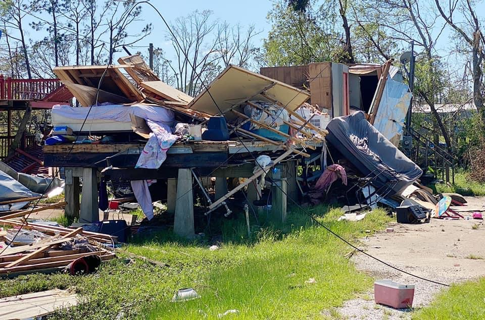 Hurricane Ida survivor asks for support following devastation in Southeast Louisiana