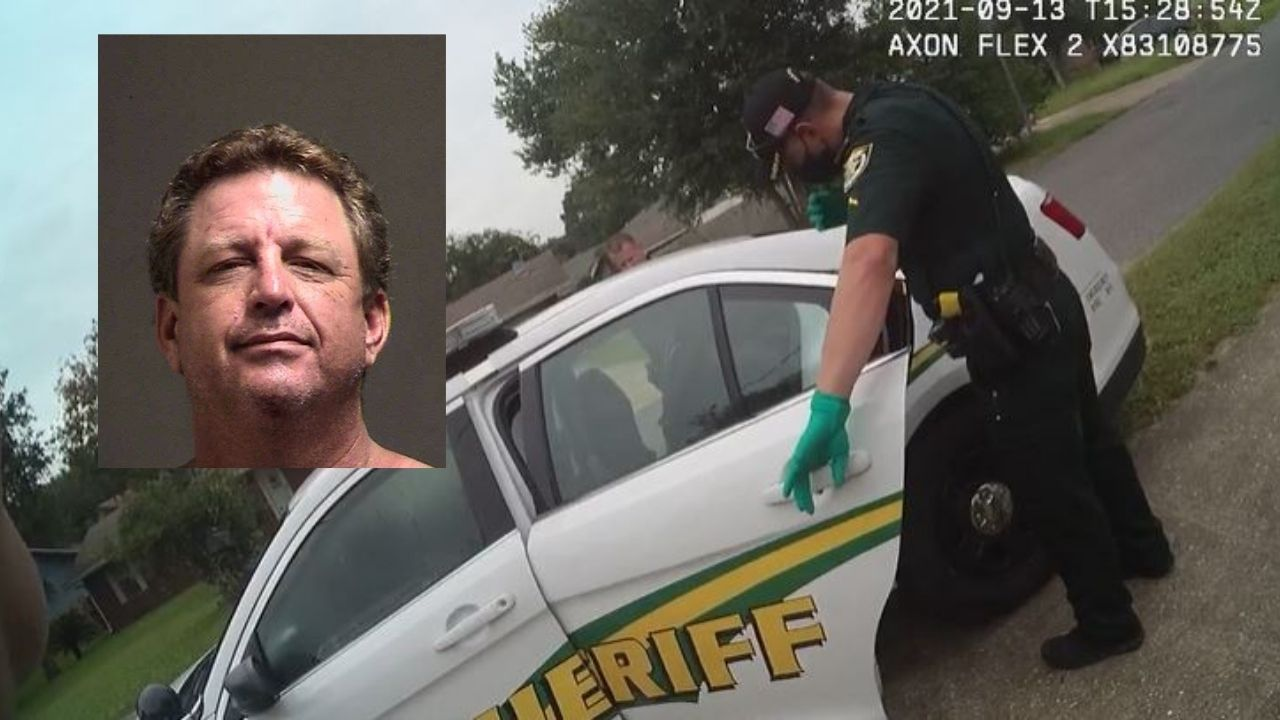 Deputies arrest Destin man for shooting at neighbors house from 2nd story window