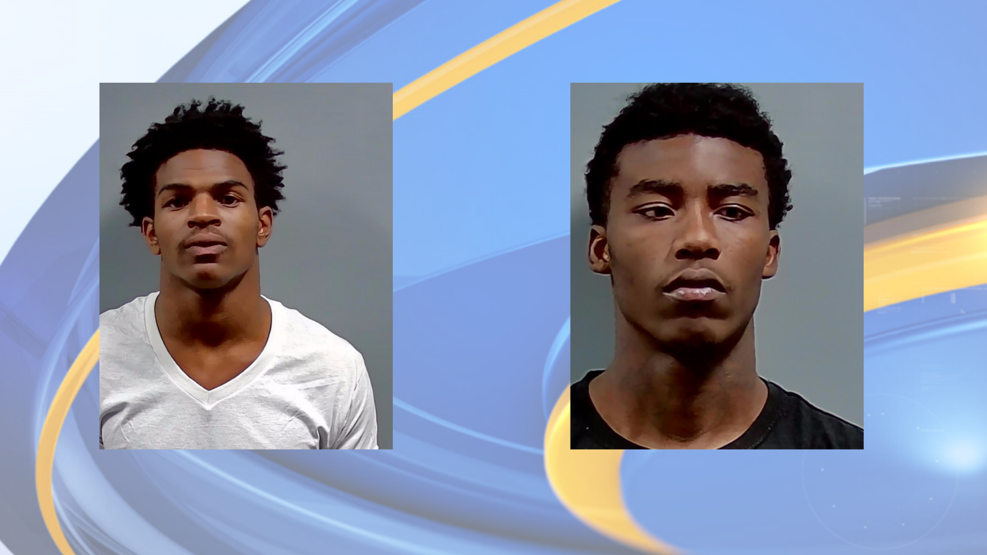 Two men accused of stealing car used in Murder of Pensacola football star