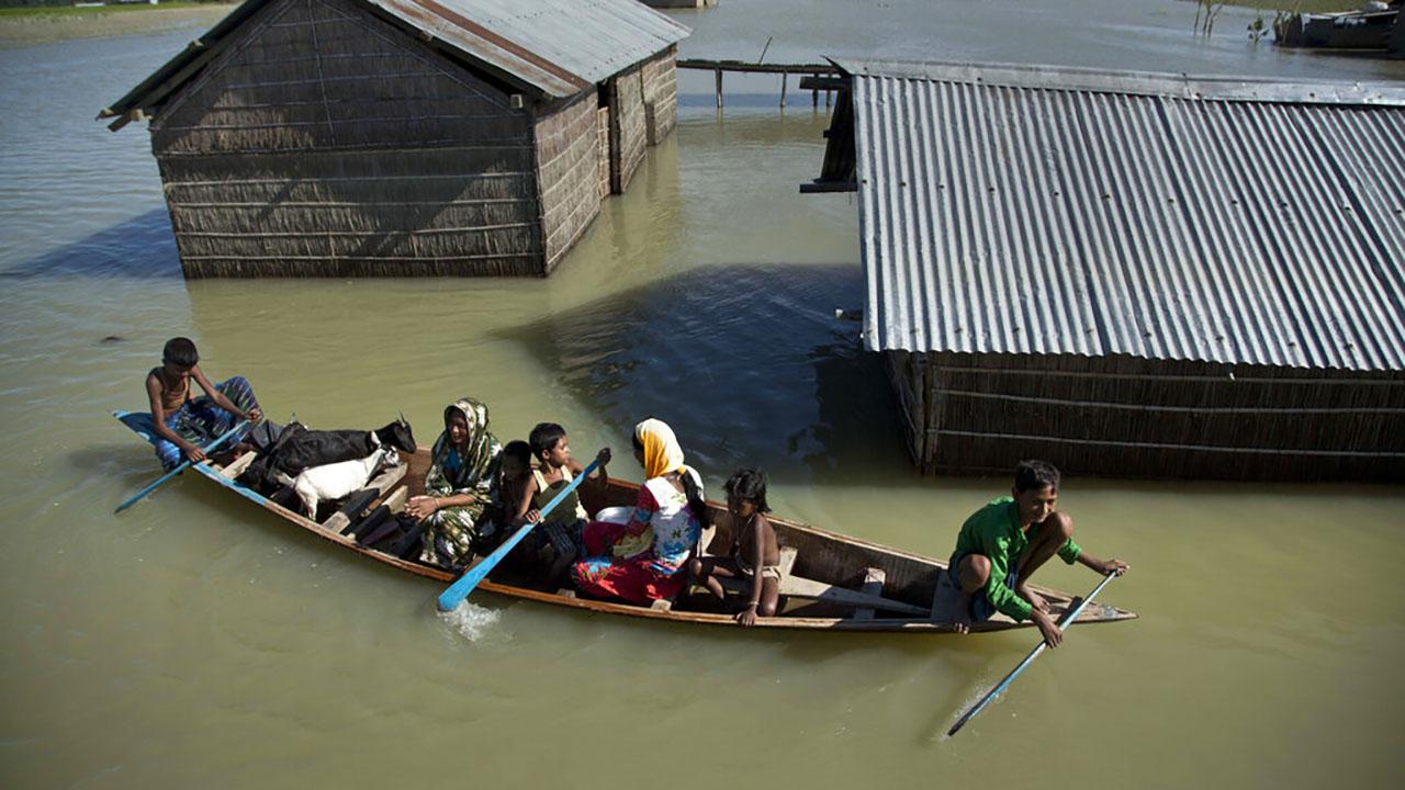 World Bank Climate Migration