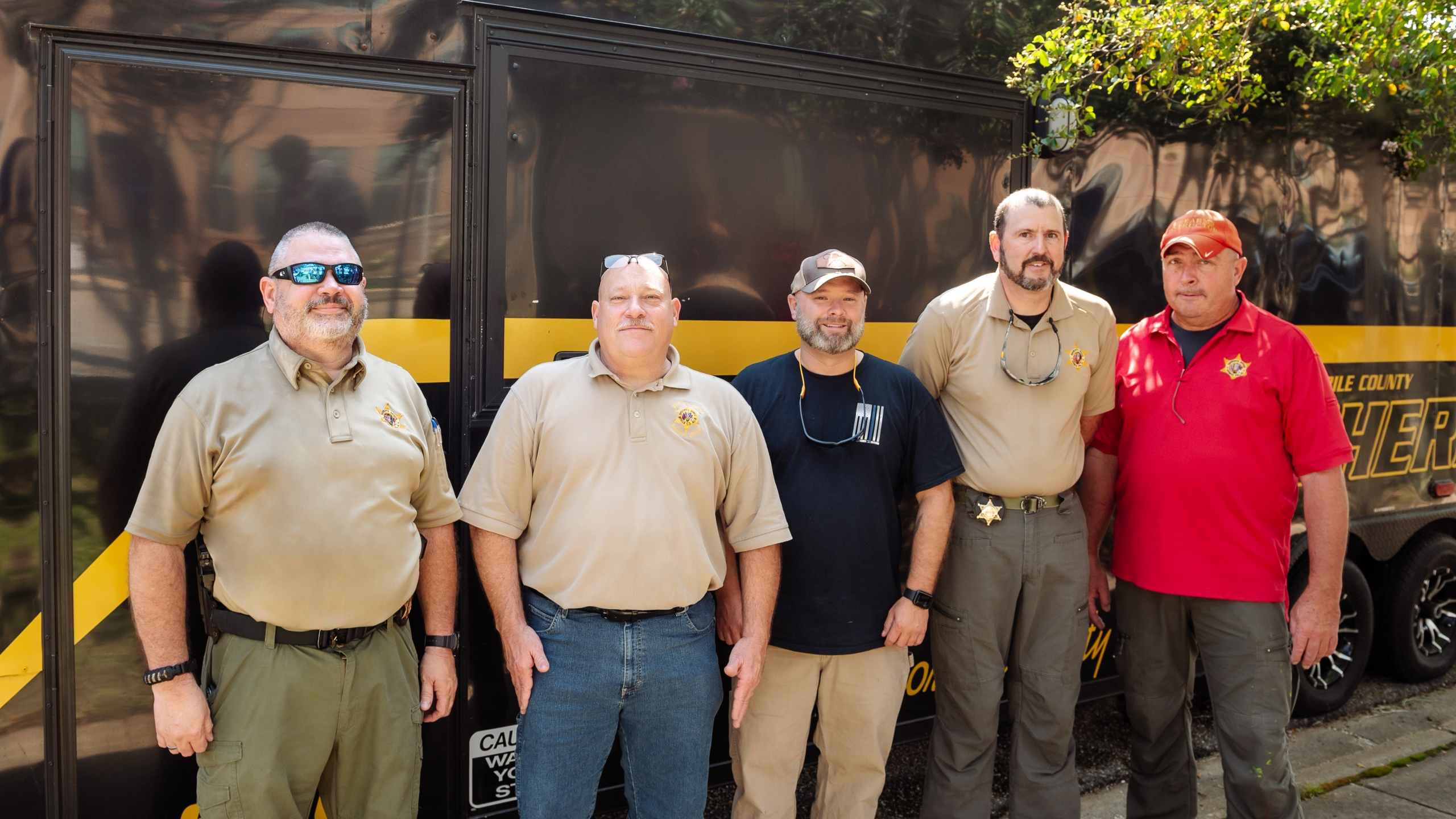 Mobile County Sheriffs Office Ida Relief