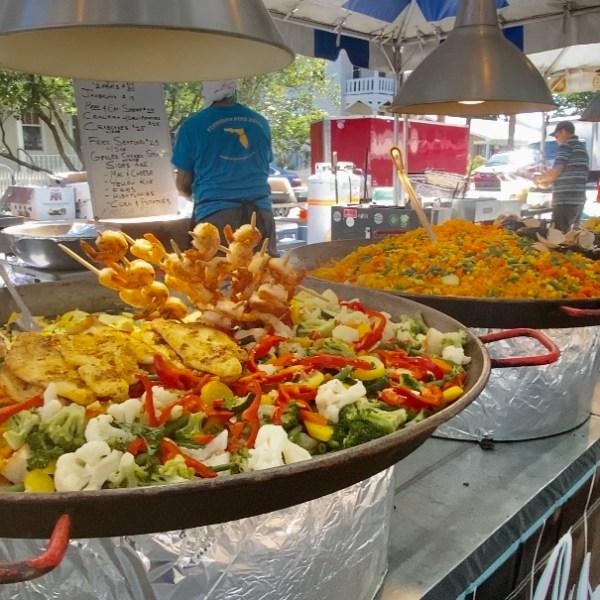 44th annual Pensacola Seafood Festival kicks off