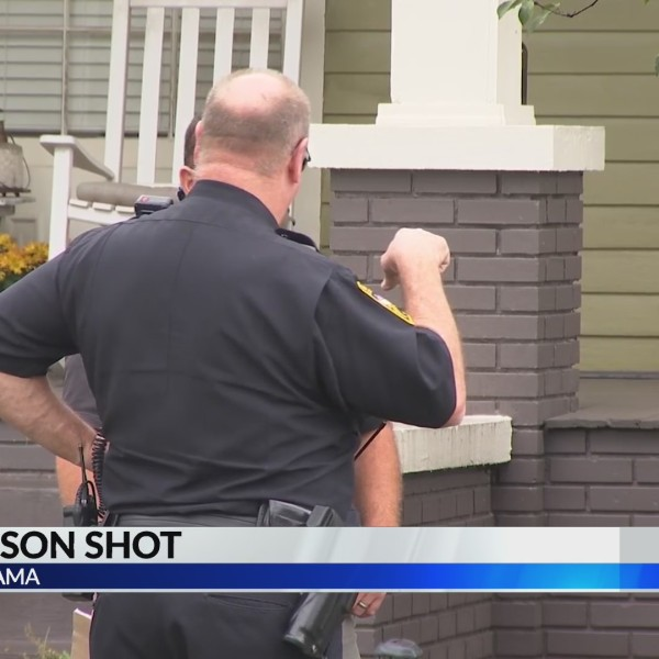 Victim shot during attempted car theft, say Mobile Police