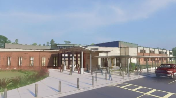 Santa Rosa County Schools breaks ground for new school in Pace