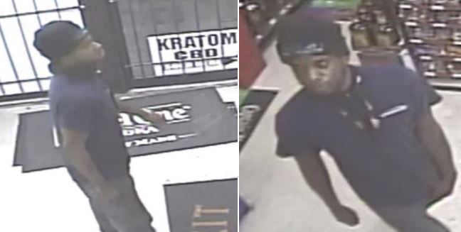 Escambia County Sheriff's looking for suspect may be involved in armed robbery
