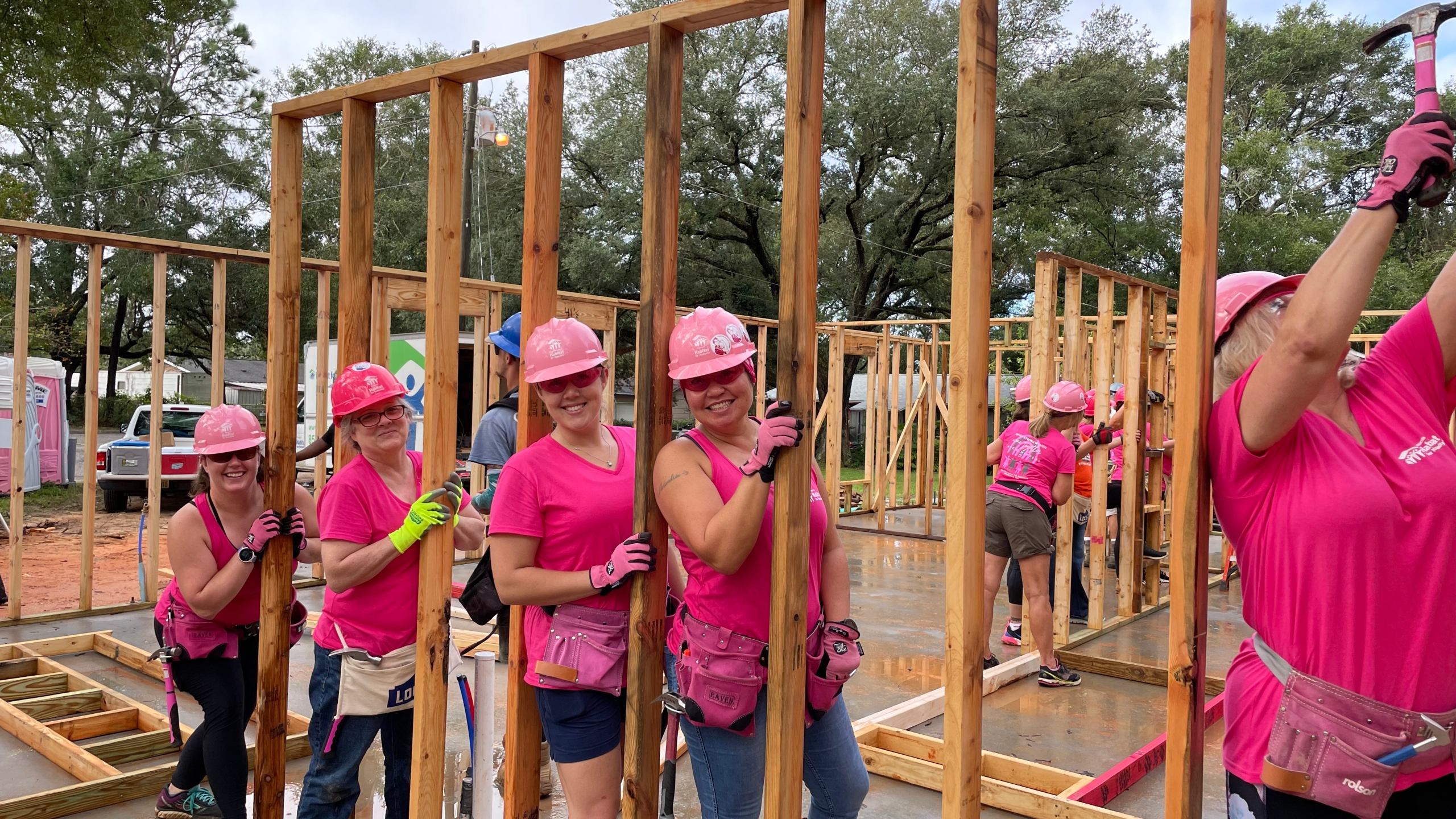 Pensacola Habitat for Humanity raises 94,000 to build home for resident