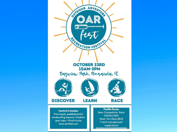 Inaugural OAR Fest held at Bayview Park