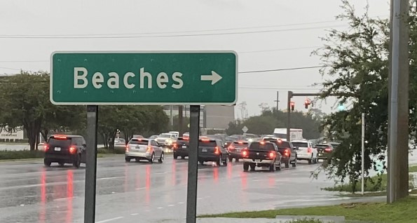 Free beach parking expanded for northwest Florida residents