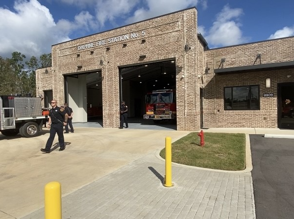Daphne opens new fire station, but volunteer departments still struggling in Baldwin County