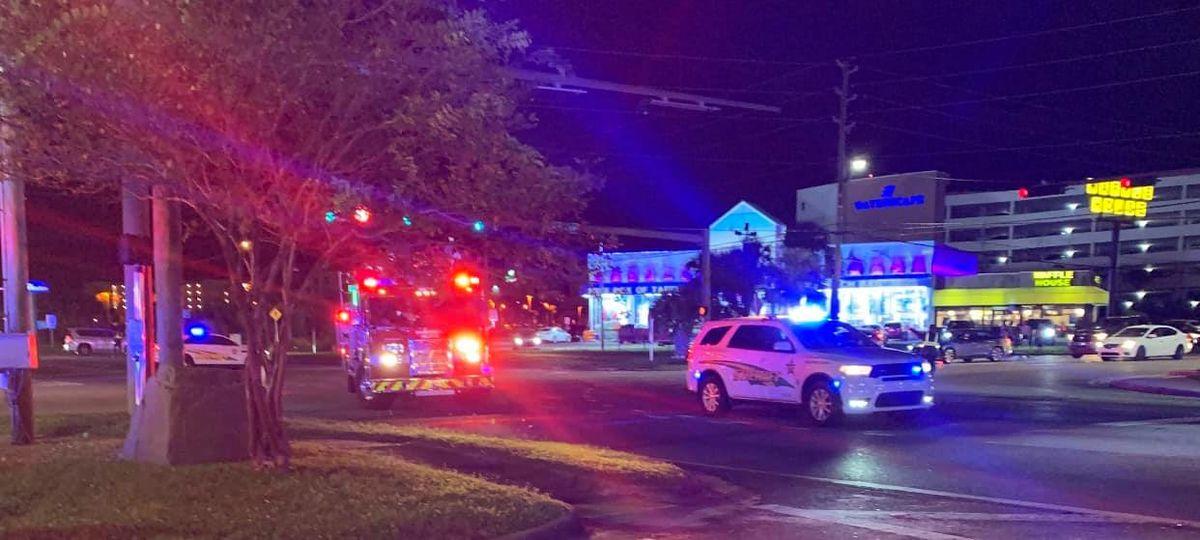 Pedestrian struck in Okaloosa County, say sheriffs