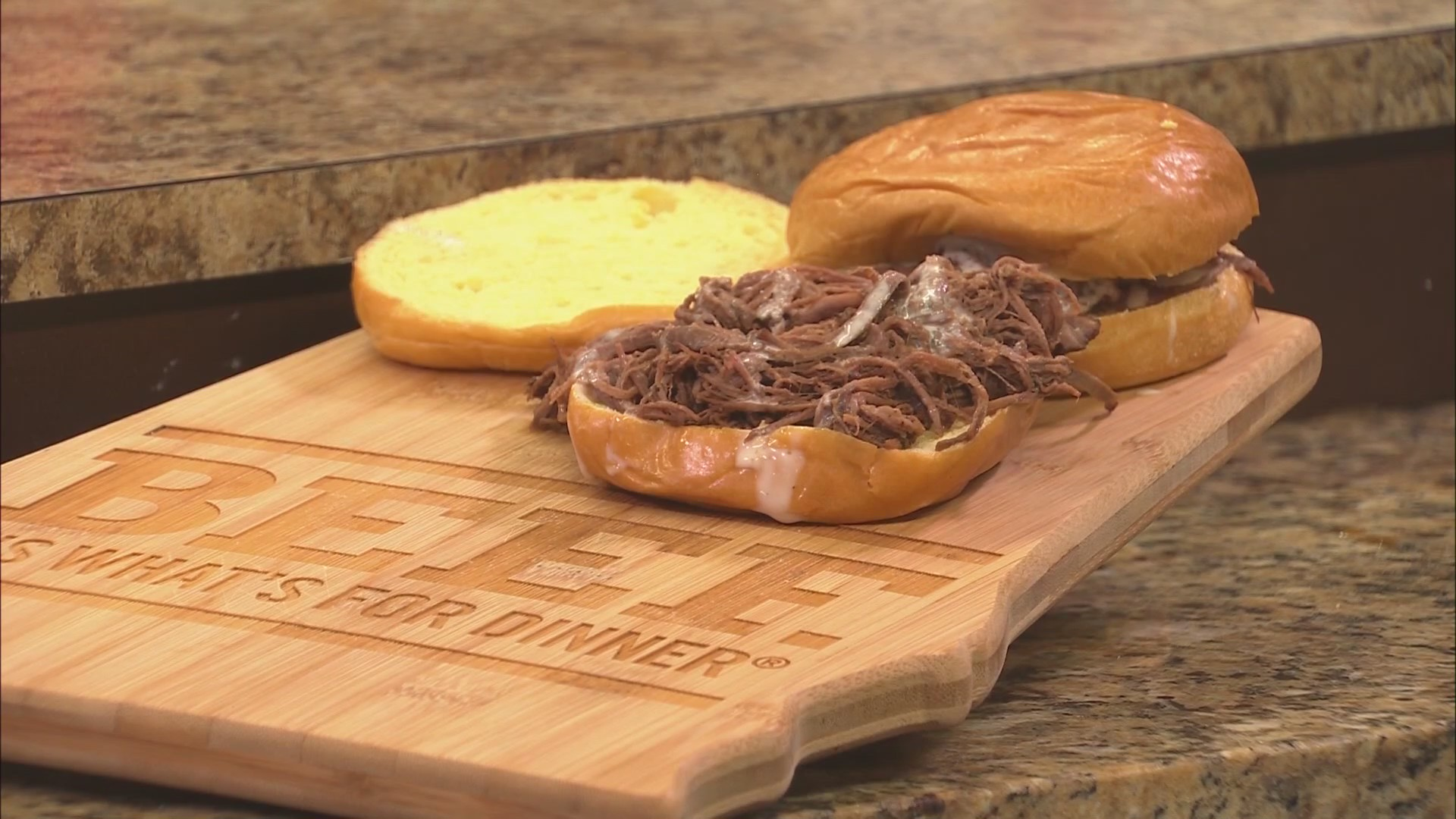 Cooking with John: Gibson Cattle Company's smoked beef brisket