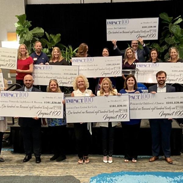 IMPACT 100 of Northwest Florida announces grant recipients
